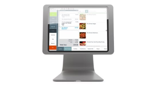 Restaurant point of sale interface