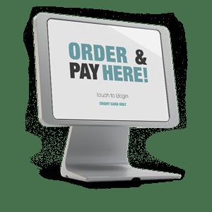 Kiosk ordering