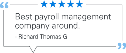 Best payroll management company around