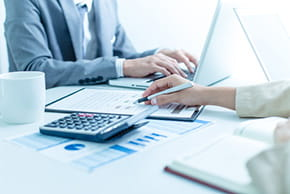 accounting payments on time