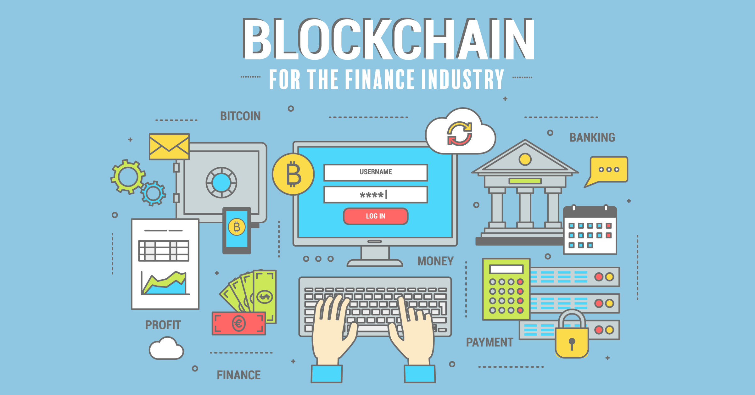 Blockchain for Finance Industry