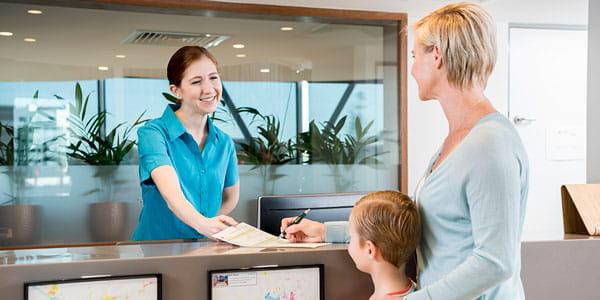 Direct debit service for Childcare