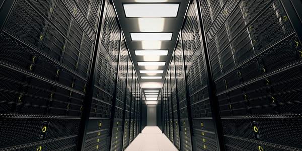 Ezidebit server room