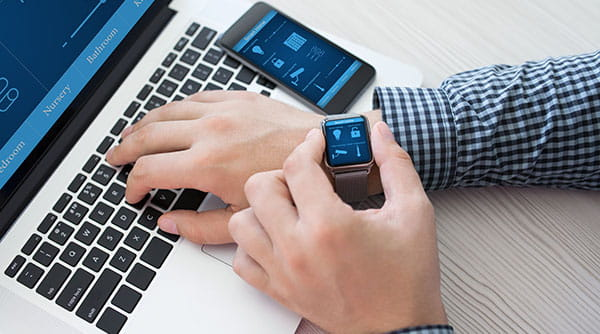 Internet of things includes wearable devices