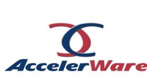 AccelerWare Logo