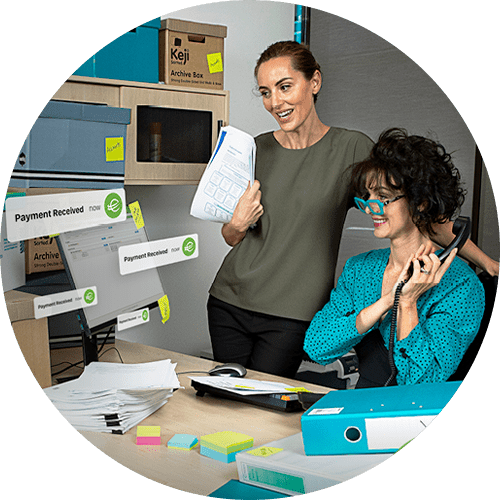 Stop stressing out Carol from Accounts with a Direct Debit solution