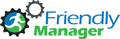 friendly manager logo