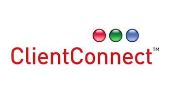 ClientConnect logo
