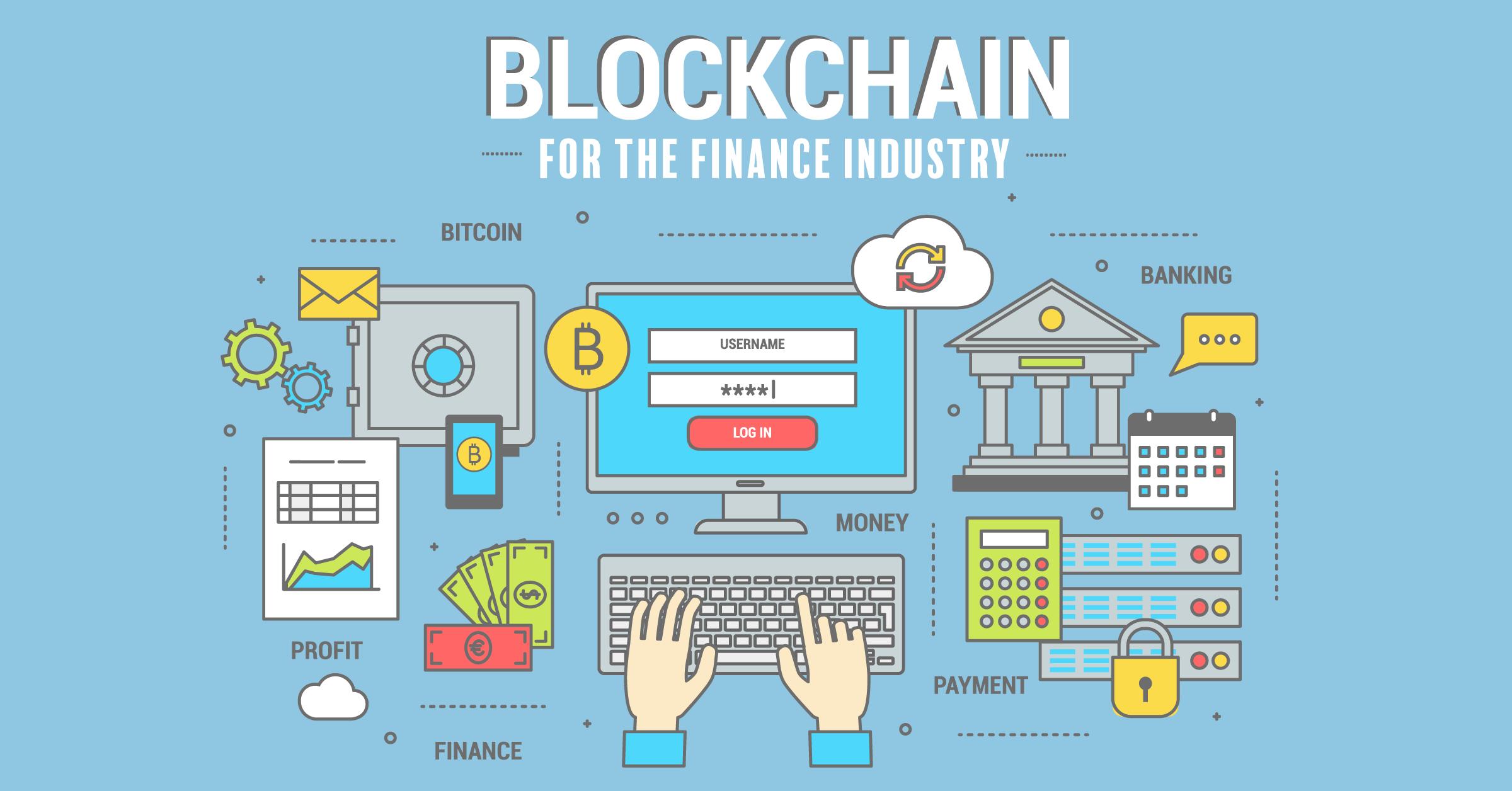 Blockchain for Finance Industry