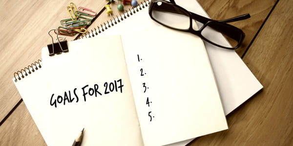 Goals for the New Year 2017
