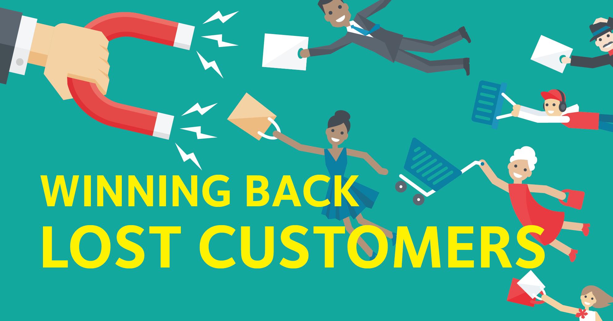 Why winning back lost customers makes sense