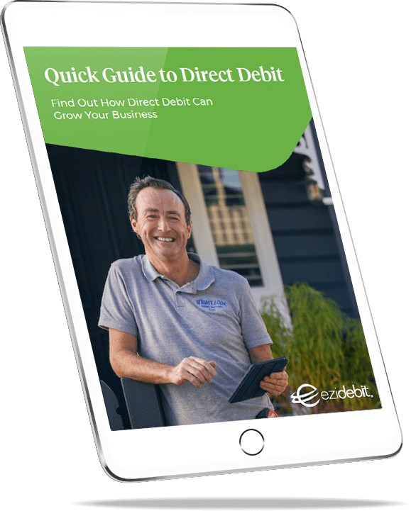 Download our guide to Direct Debit