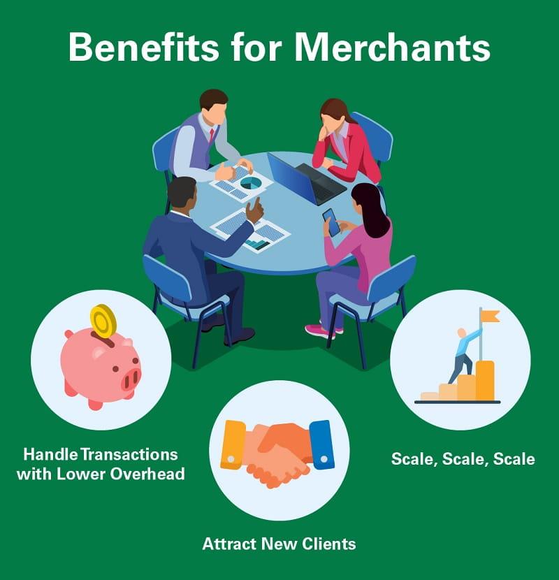 Tokenization benefits for merchants