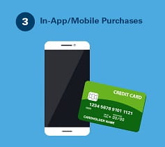 Tokenization environment - in-app and mobile purchases