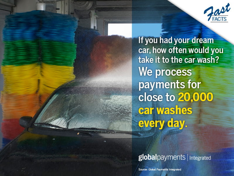 Merchant Fast Facts: Car Wash
