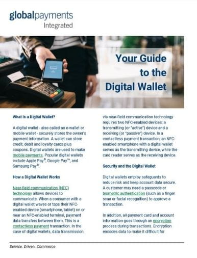 Image of Your Guide to the Digital Wallet eguide