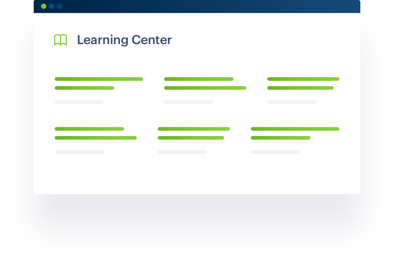 learning center illustration from Global Payments Integrated