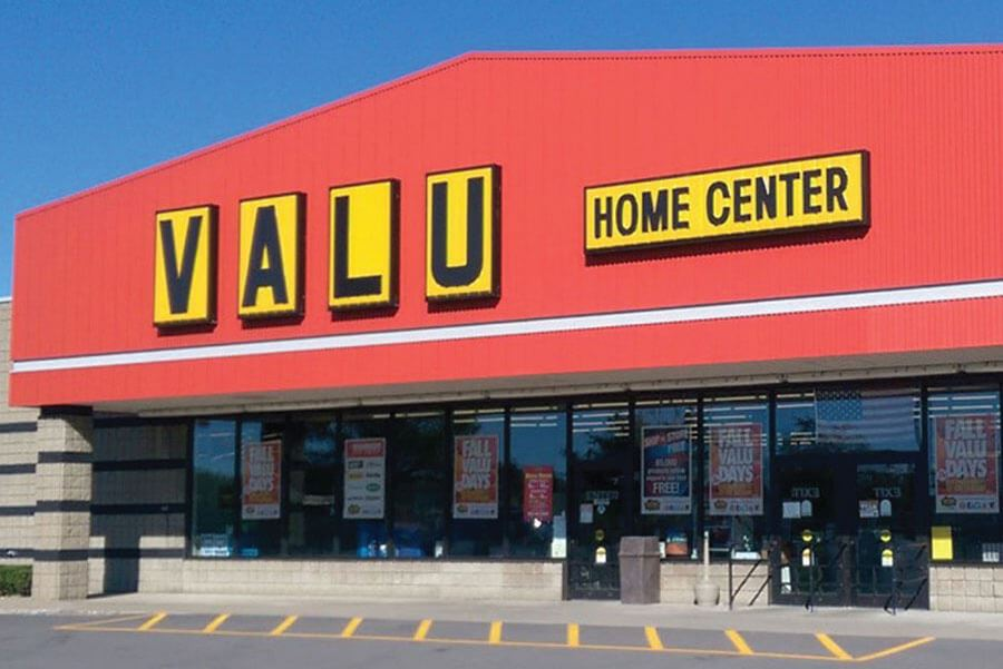 Image of Valu Home Center store front